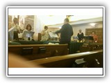 Bell Choir plays for Easter Sunday, March 27, 2016