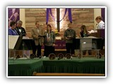 6 new members joined our church family on Palm Sunday!